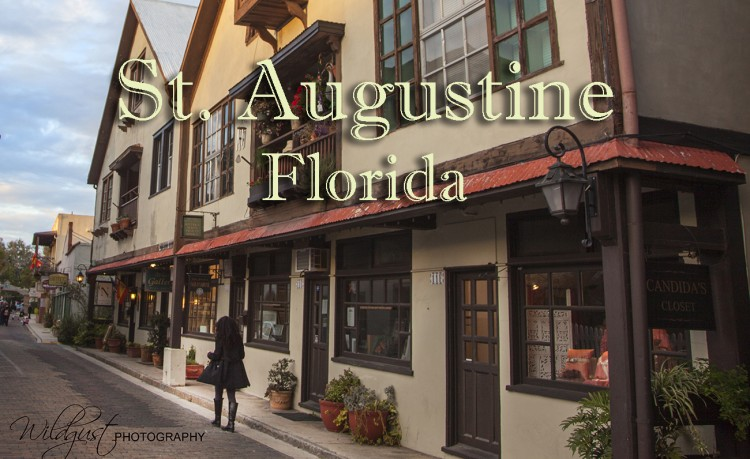 History And Charm In America S Oldest City St Augustine
