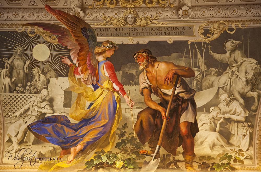 ceiling.detail.vatican