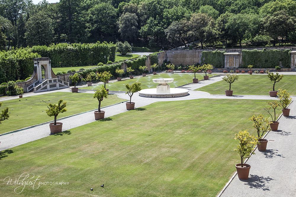 VAticanMuseum.Garden