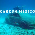 Don't miss a submerged museum & Market 28 in Cancun, Mexico