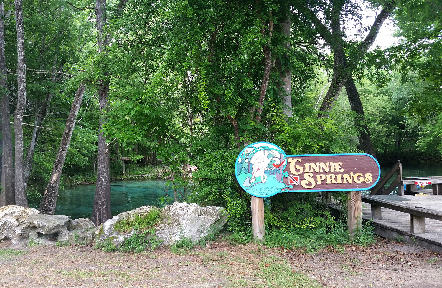 Daytrip to the Beautiful Ginnie Springs, Florida – CHASING ...