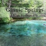 Daytrip to the Beautiful Ginnie Springs, Florida
