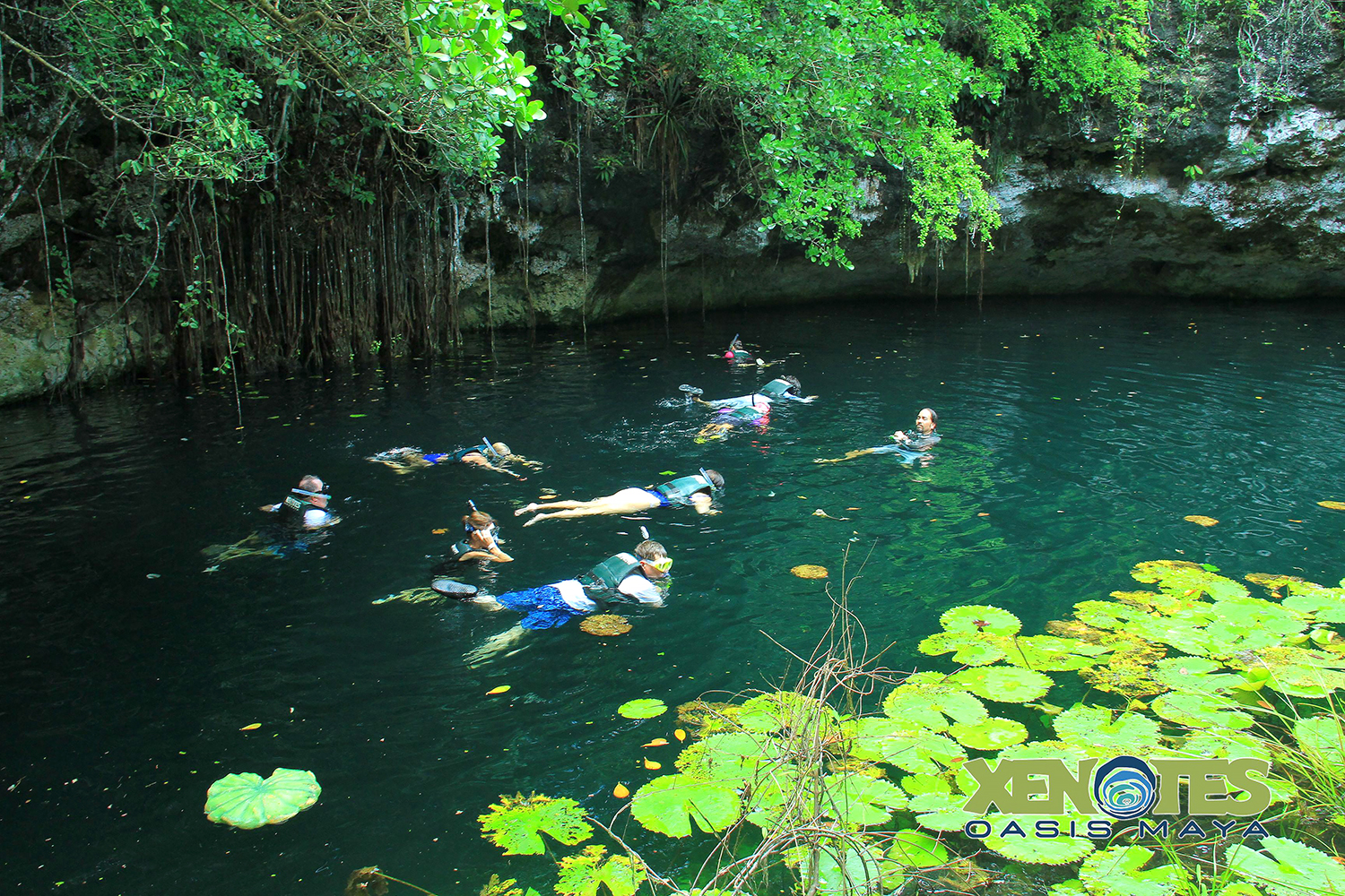 A Journey Through Mexico S Cenotes Chasing Wildgusts