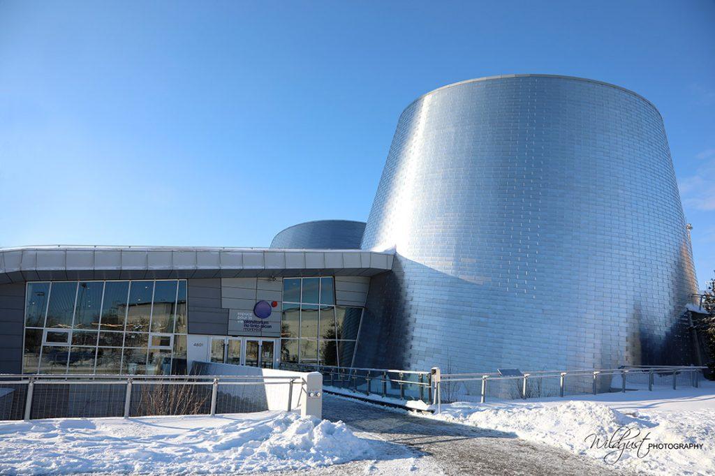 Planetarium, Olympic Park, Montreal, Canada