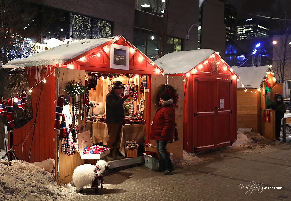 GrandMarcheNoel.Montreal.Canada.