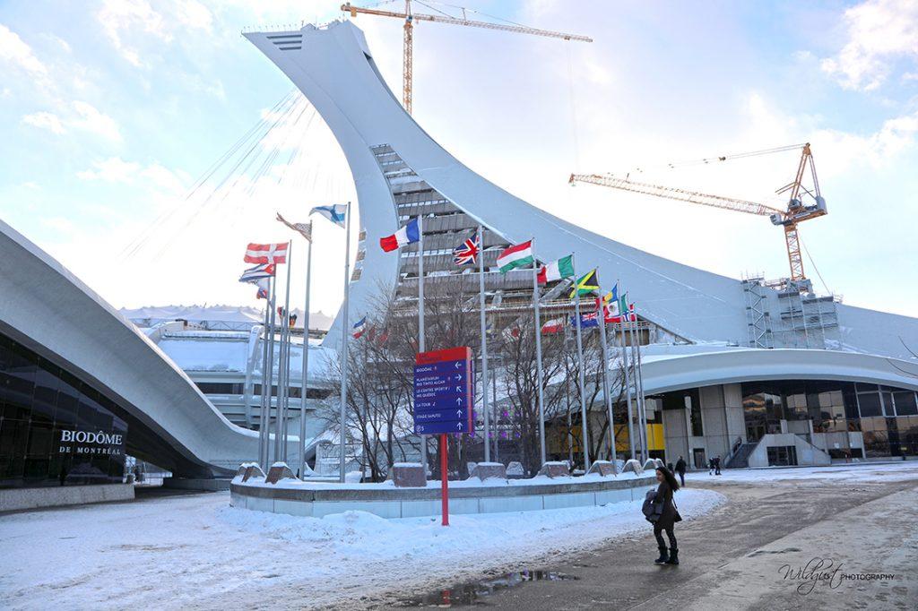MontrealTower Canada