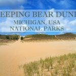 Sleeping Bear Dunes National Park, Michigan USA