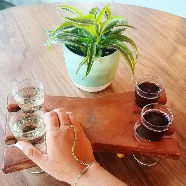 When Monday includes lunch with a great friend and winehellip